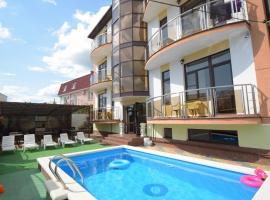 Aleksandros, budget hotel in Gelendzhik