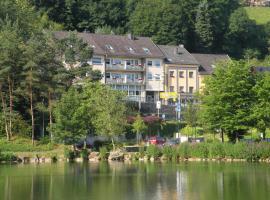 Hotel Schlossblick, hotel in Blankenheim
