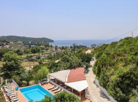 Zorbas Family House, hotel ad Agia Paraskevi