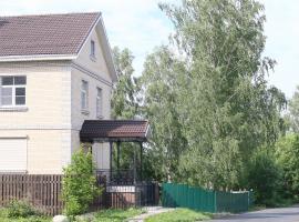 Апартаменты Чернышевская 39, apartment in Tikhvin