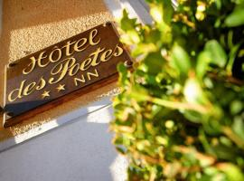 Hôtel Des Poètes, hotel near Fonserannes Lock, Béziers