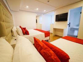 Granlago Hotel, hotel in Pouso Alegre