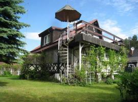 Domki Magiczne Mazury, hotel in Szczytno
