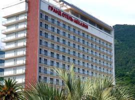 Гранд Отель Абхазия, отель в Гагре
