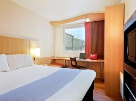 ibis Lille Tourcoing Centre, hotel in Tourcoing