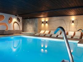 Hotel de la Jamagne & Spa, hotel in Gérardmer