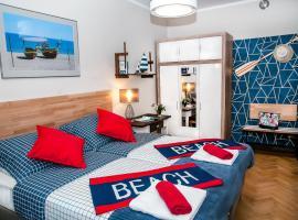 Blue Grey Atelier, apartment in Sopot