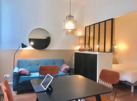 Votre adresse de charme hypercentre, hotel near Marseille Saint-Charles Train Station, Marseille