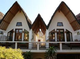 Sayang Mama Inn, hôtel à Gili Air