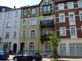 City Quartier Jena, Hotel in der Nähe von: Friedrich-Schiller-Universität, Jena