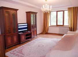 Apartment on Jarokova 167, hotel in Almaty