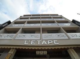 Citotel Grand Hotel L'Etape, hôtel à Saint-Flour
