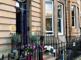 New Town Guest House (Adults Only), B&B in Edinburgh