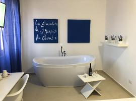 Les Chambres de Françoise, beach hotel in Olbia