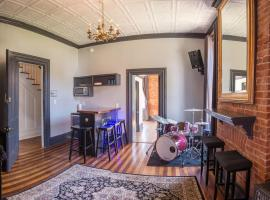The Pocket- Where Music Meets Hospitality, vacation rental in Saint Louis