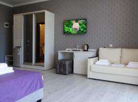 Гостиница «СЛОН», отель в Лазаревском, рядом находится Парк Культуры и Отдыха