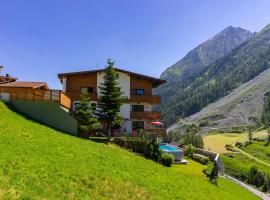 Fernerblick Apartments, homestay in Tux