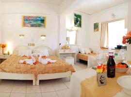 Evli Apartments, pet-friendly hotel in Rethymno Town