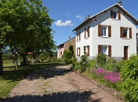 Maison à la campagne au calme, country house in La Voivre