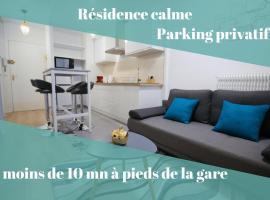 Ebisoires Plaisir, family hotel in Plaisir