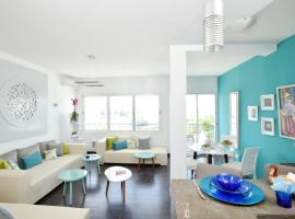 Le Turquoise, apartment in Gammarth