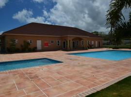 Treasure Manor, accessible hotel in Mammee Bay