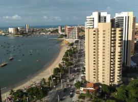 Beira Mar - Iracema Flat Master, hotel near North Shopping, Fortaleza
