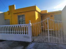 Casa hasta para 5 personas, vacation rental in Veracruz