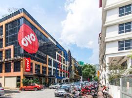 OYO 156 YP Boutique Hotel, hotel in Petaling Jaya