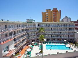 Apartamentos Ecuador Park, lägenhet i Torremolinos