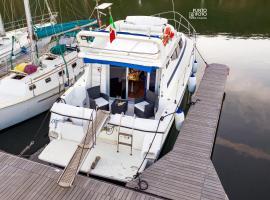 Lullaby boat&breakfast, boat in Bosa