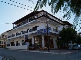Hotel Castelli, hotel in Kallithea Halkidikis