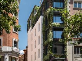 The Garden Suites, apartment in Madrid