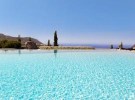Christou Estate & Villas, hotel in Pirgos