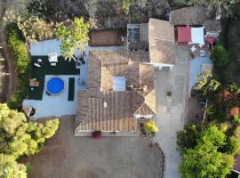 Casa Rural Paloma, country house in Benajarafe
