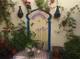 Baraka Pensión, hotel en Ronda