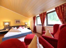Hotel Lamark, hotel in Hochfugen