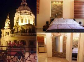 Basilica Apartments, Ferienwohnung in Budapest