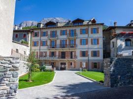 AD RESIDENCE, hotel poblíž významného místa Terme di Bormio termální lázně, Bormio