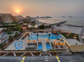 City Stay Beach Hotel Apartments - Marjan Island, accessible hotel in Ras al Khaimah