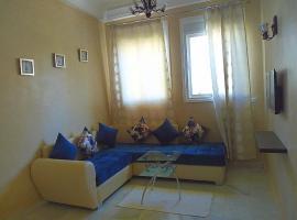 chic appart vue sur piscine, hotel cerca de Aeropuerto de Tánger - Ibn Batouta - TNG,