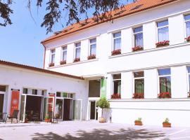 BIVIO hotel, отель в Братиславе