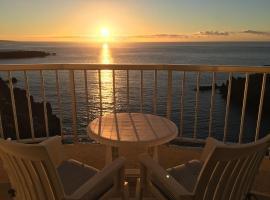 #Ocean view studio #WIFI #Pool, hotel en Icod de los Vinos