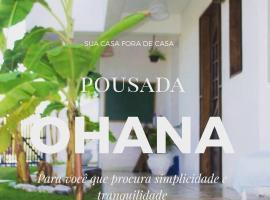 Pousada Ohana, homestay in Barra de São Miguel