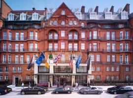 Claridge's, hotel near Oxford Street, London