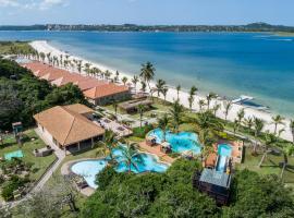 San Martinho Beach Club, hotel in Bilene