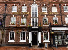 The Kings Arms and Royal Hotel – RelaxInnz, hotel near Stoke Park, Godalming
