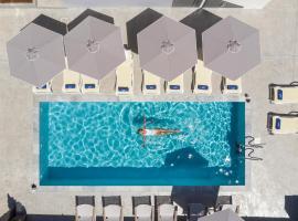 Athina Suites Platanias, hotel near Platanias Square, Platanias