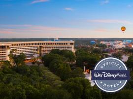 Hilton Orlando Lake Buena Vista - Disney Springs™ Area, hotel in Orlando