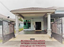 Melaka homestay bukit beruang, apartment in Melaka